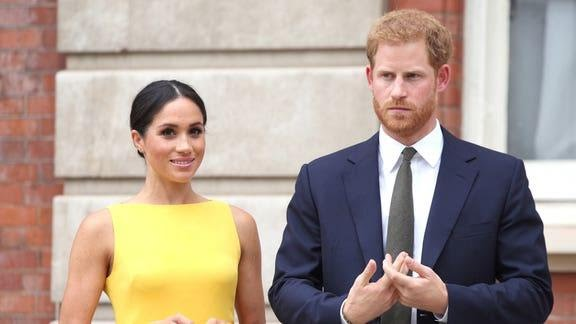 Bradford Telegraph and Argus: Meghan 'clearly misinformed' with claim about earlier wedding, ex-official says. (PA)